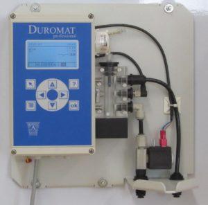 Analyseur en ligne de dureté de l'eau Duromat Pro