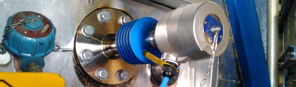 Mesure de viscosité en ligne XL7 ATEX Haute Température