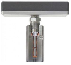 Viscosimètre en ligne miniature pour faible volume, pression et température élevées