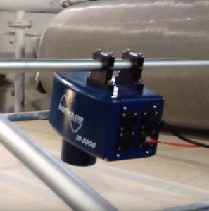 Mesure d'humidité et poids de couche pour papier avec IR-3000 MoistTech